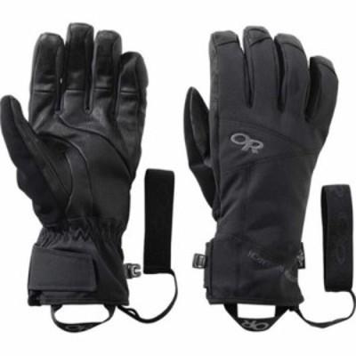 アウトドアリサーチ 手袋・グローブ Illuminator Sensor Glove Black