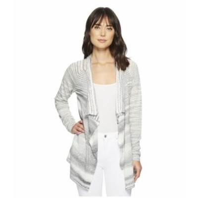 NIC+ZOE ニックゾー 服 スウェット Time Change Cardy