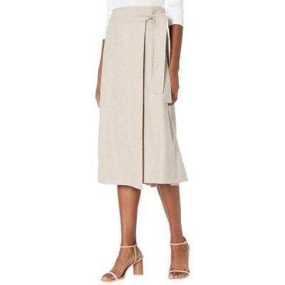 ヴィンス レディース スカート ボトムス High-Waisted Belt Skirt