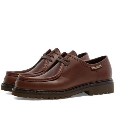 メフィスト Mephisto メンズ シューズ・靴 Peppo Dark Brown
