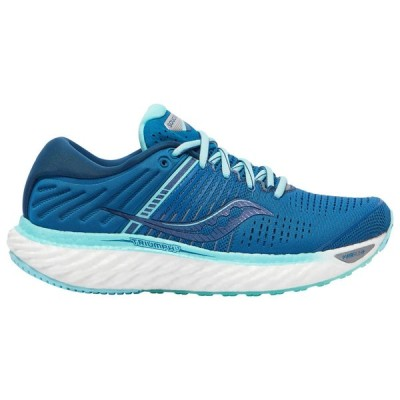 サッカニー Saucony レディース ランニング・ウォーキング シューズ・靴 Triumph 17 Blue/Aqua