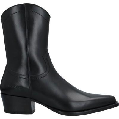 ディースクエアード DSQUARED2 メンズ ブーツ シューズ・靴 boots Black
