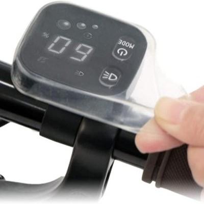 【納期目安:1週間】MARUTO OTM-58088 自転車 スイッチ まもる君プチ(電動アシスト車スイッチ保護カバー) クリア (OTM58088)