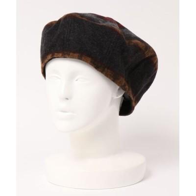 realize / 【W】【it】【JB2】 【SUPER DUPER】NEWSBOY CAP MEN 帽子 > ハンチング/ベレー帽