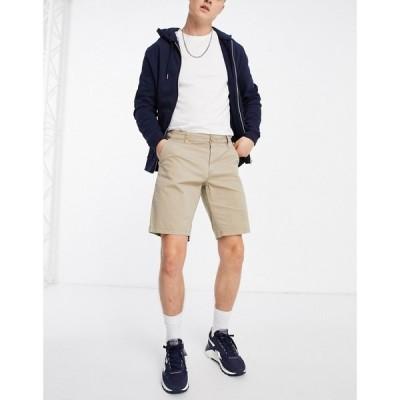 オンリーアンドサンズ Only & Sons メンズ ショートパンツ ボトムス・パンツ chino shorts in stone