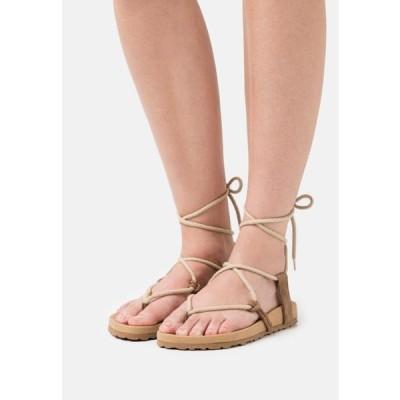 レディース サンダル BELA - Sandals - black
