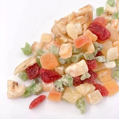 ドライフルーツミックス 500g 7種類 バナナチップ いちご パイナップル マンゴー メロン