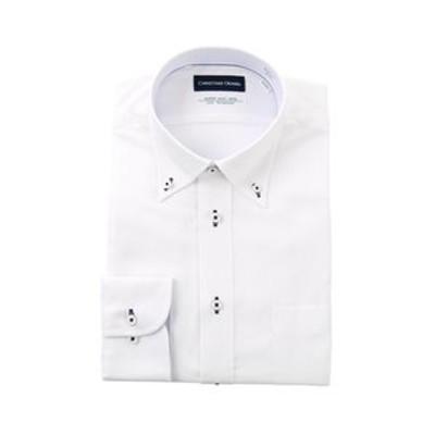 【長袖】【Smart Biz Cool】【ボタンダウン】スタンダードワイシャツ