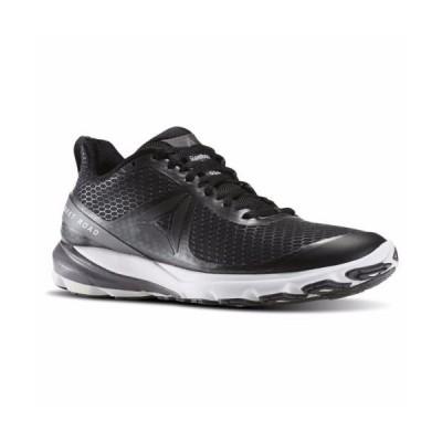 スニーカー リーボック [BD4629] Mens Reebok OSR Sweet Road Running Sneaker Black Grey White