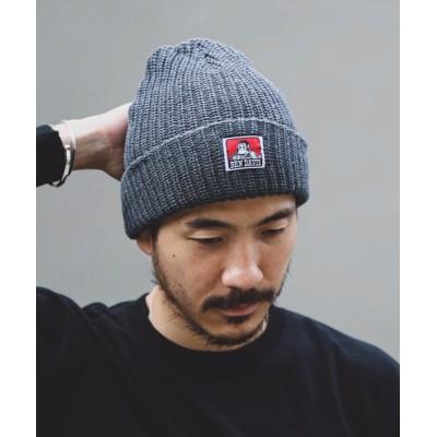 JEANS MATE / 【BEN DAVIS/ベンデイビス】アクリルニットワッチ BDW-950A ビーニー MEN 帽子 > ニットキャップ/ビーニー