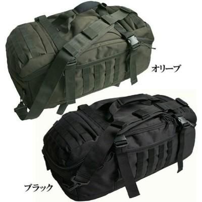 B-126 シーサック(3WAY大容量ミリタリーバッグ) メンズ 男