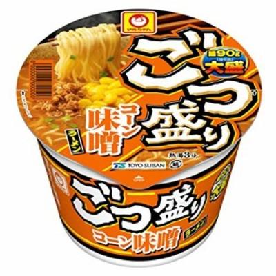 東洋水産 マルちゃん ごつ盛り コーン味噌ラーメン 138g×12個入