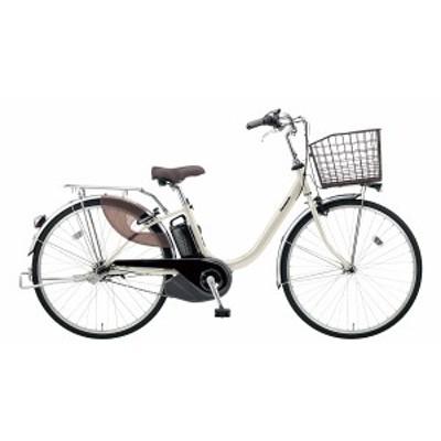 配送も店頭受取も可 電動自転車 パナソニック 電動アシスト自転車 ビビ L 26インチ 2020年 BE-ELL632S ウォームシルバー 一部地域送料無