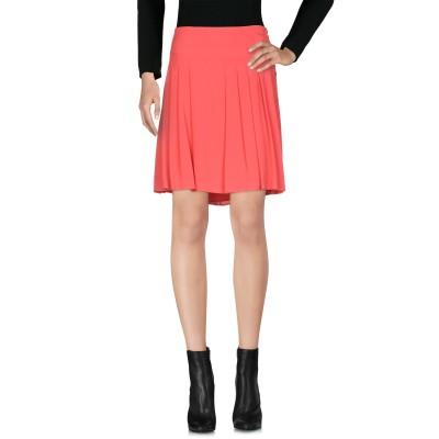 VDP CLUB ミニスカート フューシャ 42 アセテート 69% / シルク 31% ミニスカート