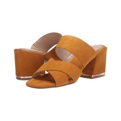 Kenneth Cole New York ケネスコールニューヨーク レディース 女性用 シューズ 靴 ヒール Maisie Stitch Mule - Honey