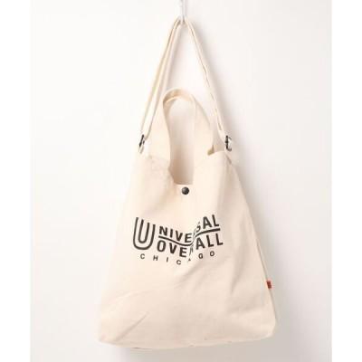 ショルダーバッグ バッグ 【72】【UNIVERSAL OVERALL】スーベニア 2WAY0ショルダートート