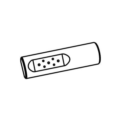 トイレ関連部材 INAX/LIXIL CWA-221 シャワートイレ用付属ビデ用ノズル先端 ホワイト [◇]