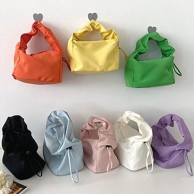 雑誌に掲載された人気小さいバッグ レディース バッグトートバッグ 8Color
