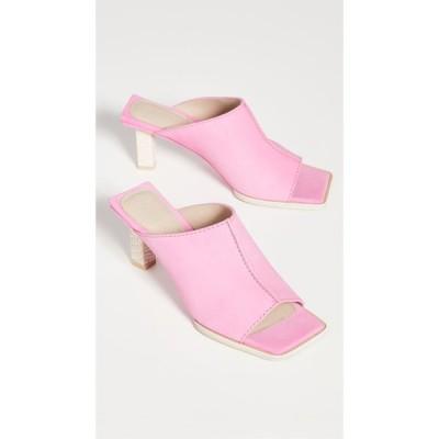 ジャックムス Jacquemus レディース サンダル・ミュール シューズ・靴 Les Mules Carino Pink
