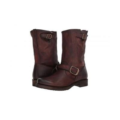 Frye フライ レディース 女性用 シューズ 靴 ブーツ ライダーブーツ Veronica Short - Redwood Washed Oiled Vintage