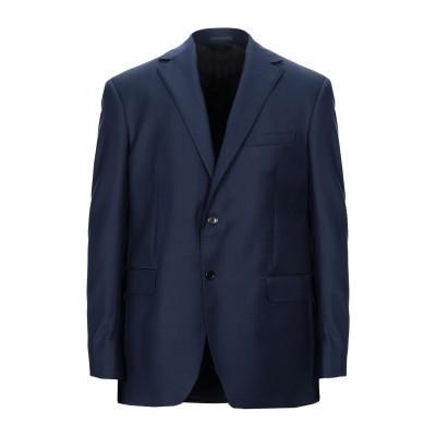 JASPER REED テーラードジャケット ダークブルー 54 バージンウール 100% テーラードジャケット