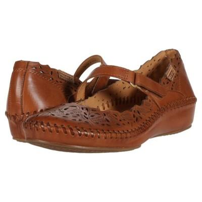 ピコリノス Pikolinos レディース サンダル・ミュール シューズ・靴 Puerto Vallarta 655-0898 Brandy