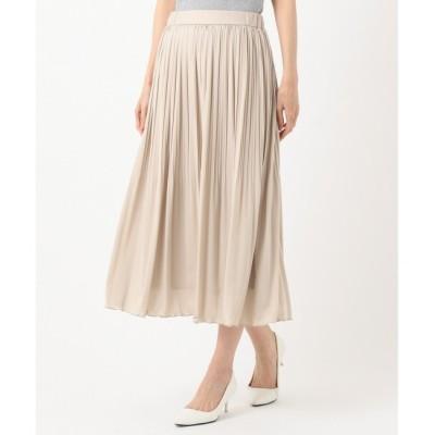 【エニィスィス/any SiS】 【WEB限定】チュールプリーツ スカート
