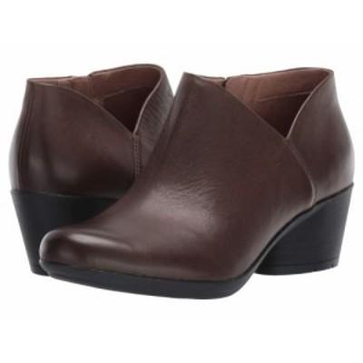 Dansko ダンスコ レディース 女性用 シューズ 靴 ブーツ アンクル ショートブーツ Raina Mushroom Burnished Nubuck【送料無料】