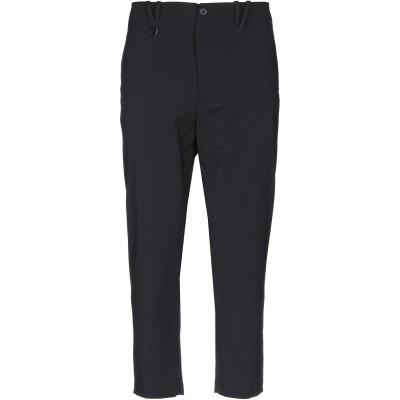 オーエーエムシー OAMC パンツ ブラック 30 バージンウール 98% / ポリウレタン 2% パンツ