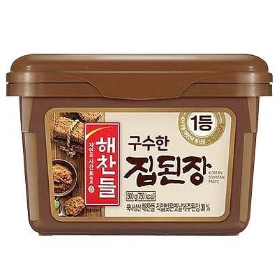 『ヘチャンドル』メジュデンジャン(田舎味噌)|チゲ専用味噌(500g) テンジャン・香ばしい味 韓国調味料 韓国料理 韓国食材 韓国食品