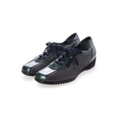 キクチノクツ 菊地の靴 665-59 (DブルーE/)