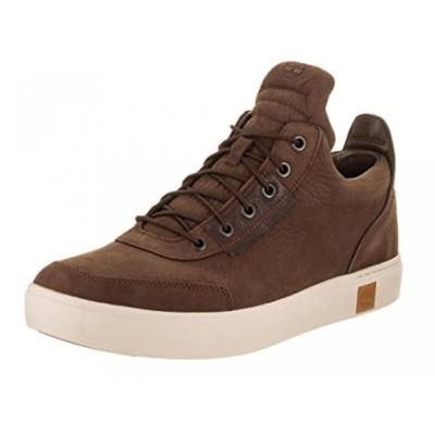 ティンバーランド メンズ ブーツ Timberland Men's Amherst High Top Chukka Fashion Sneaker