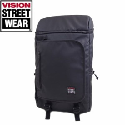 VISION STREET WEAR ビジョンストリートウェア リュック スクエア デイパック メンズ/レディース リュックサッ