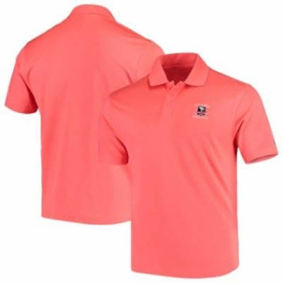 Under Armour アンダー アーマー スポーツ用品  Mens 2019 U.S. Open Under Armour Pink Performance Polo