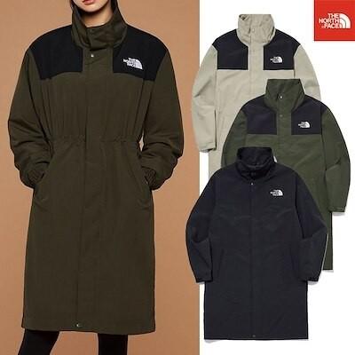 [THE NORTH FACE] NC4HL50 MARTIS COAT ノースフェイス アウター 韓国 レディース メンズ シンプルデザイン 韓国ファッション