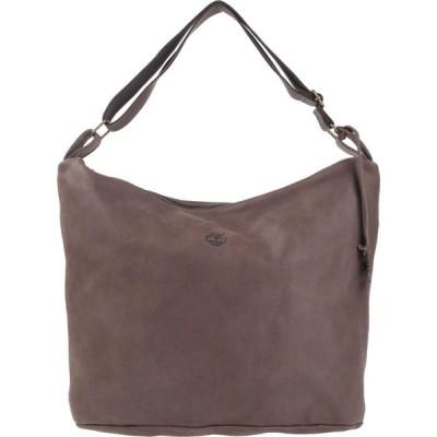 ティンバーランド TIMBERLAND レディース ショルダーバッグ バッグ shoulder bag Dark brown