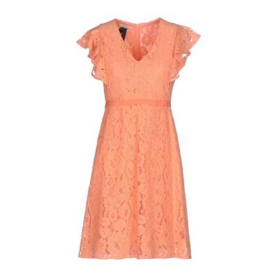 TOY G. ミニワンピース&ドレス あんず色 40 48% コットン 27% レーヨン 25% ナイロン ミニワンピース&ドレス