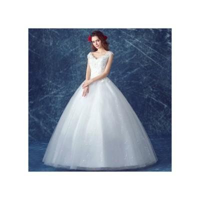 ウェディングドレス > ウェディングドレス ふんわりタイプ060548