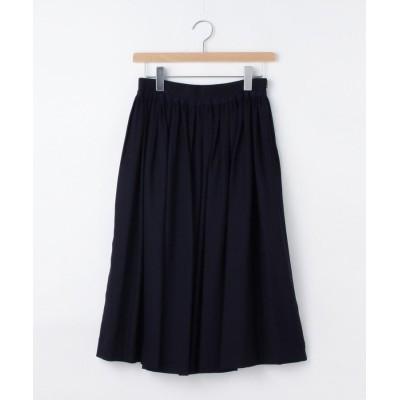 OFF PRICE STORE(Women)(オフプライスストア(ウィメン)) HUMAN WOMANタック刺繍スカート