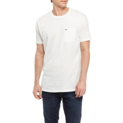 クラウン&アイビー メンズ シャツ トップス Short Sleeve Pocket T-Shirt