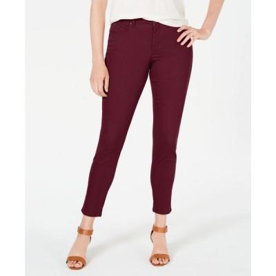 スタイル&コー Style & Co レディース ジーンズ・デニム ボトムス・パンツ Curvy-Fit Skinny Fashion Jeans Cherry Pie