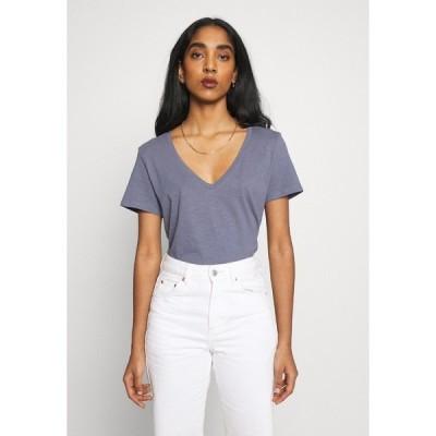 コットンオン Tシャツ レディース トップス THE DEEP  - Basic T-shirt - grisaille