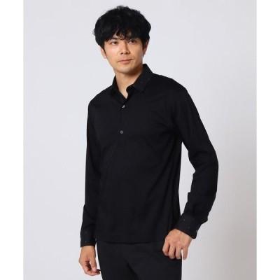 TAKEO KIKUCHI / タケオキクチ フォーマルスムース カットソーシャツ