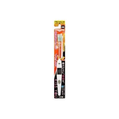 キスユー4列フラットレギュラー本体 ふつう/ 歯ブラシ