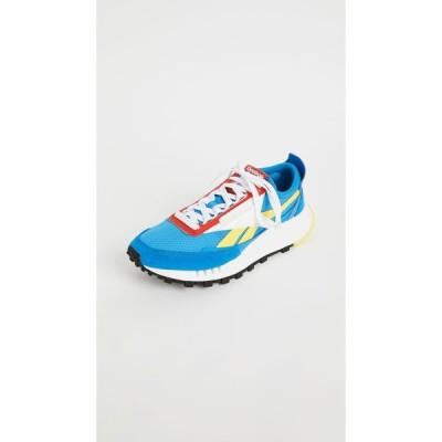 リーボック Reebok レディース スニーカー シューズ・靴 CL Legacy Sneakers Dynamic Blue/Horizon Blue/Red