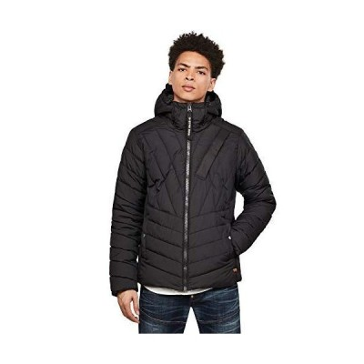 G-Star RAW ジースターロゥ メンズ アウター 中綿 ジャケット 黒 ブラック Motac Zip Puffer Jacket M