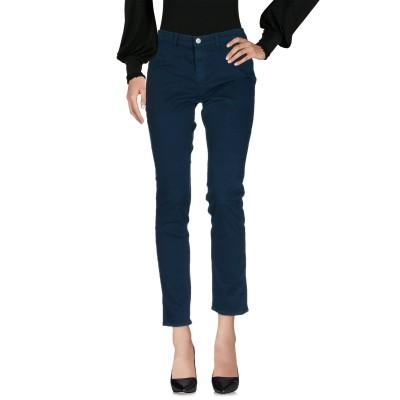 ジェイブランド J BRAND パンツ ディープジェード 24 コットン 98% / ポリウレタン® 2% パンツ