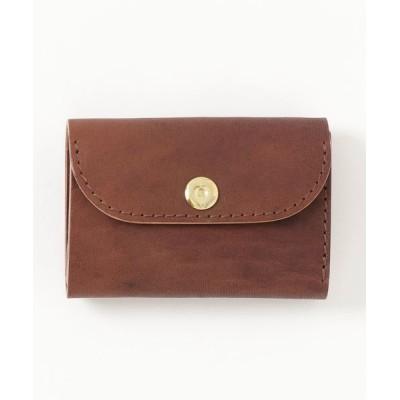 THE FRIDAY / 【BrownBrown】ブラウンブラウン/ミニウォレット MEN 財布/小物 > 財布