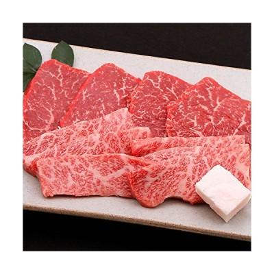 神戸牛 焼肉 特選 カルビ & ラムイチ 計800g(約4-5人前) お急ぎ便・お届け日時指定便 無料