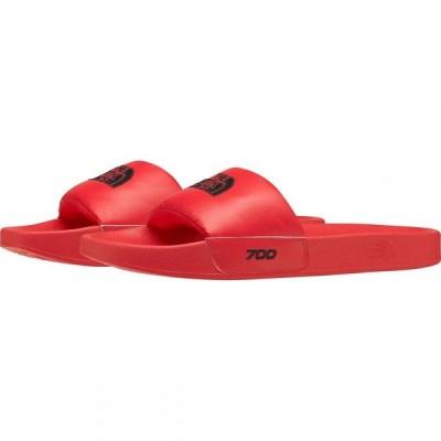ザ ノースフェイス The North Face メンズ サンダル シャワーサンダル シューズ・靴 Nuptse Slide Sandal Fiery Red/TNF Black